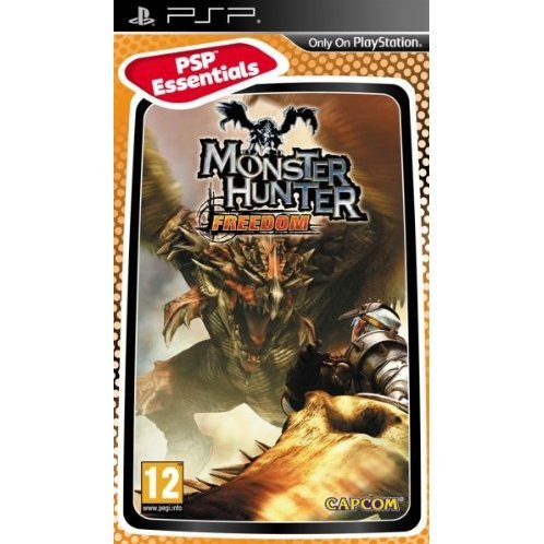 Monster Hunter Freedom (PSP Essentials)