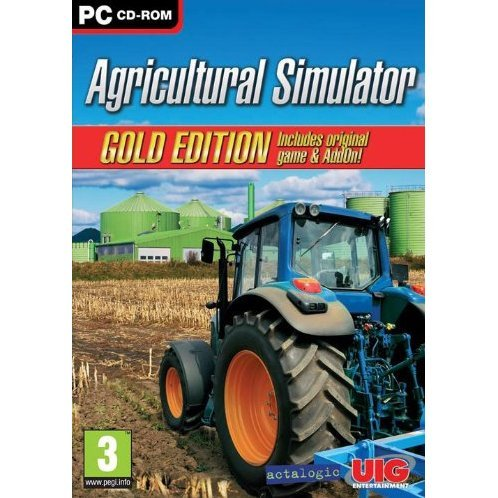 Agricultural Simulator 2011 (DVD-ROM)