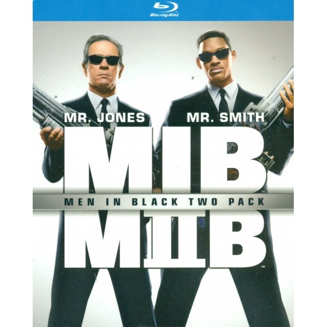 Men In Black I & II Set [Limited Edition]