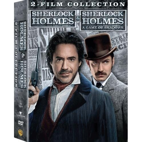 Sherlock Holmes [2-Film Collection Boxset]