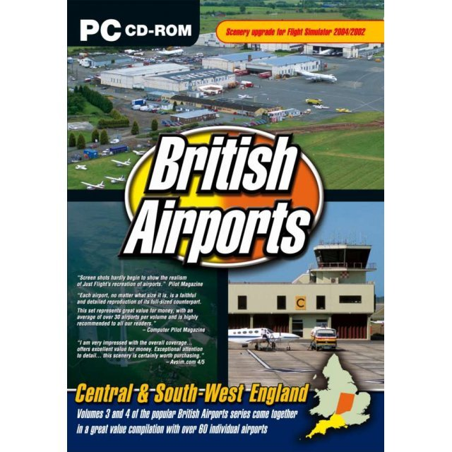 British Airports Central & South West England