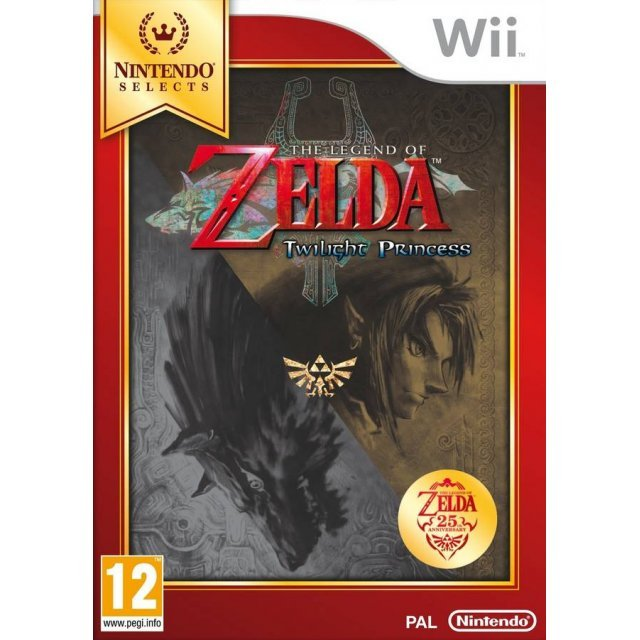 The Legend of Zelda: Twilight Princess (Nintendo Selects)
