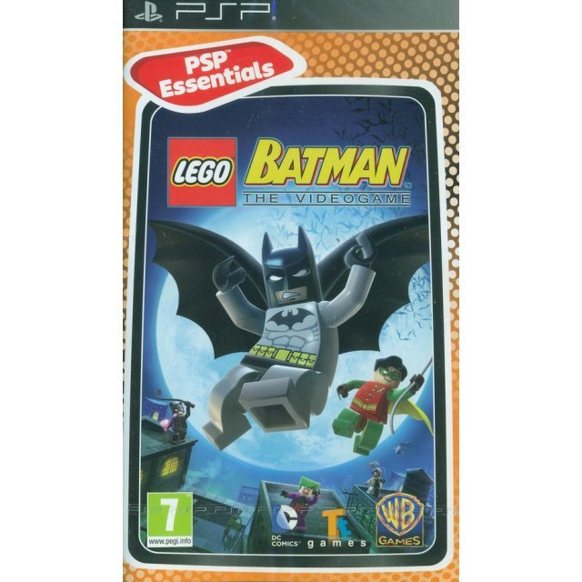 LEGO Batman: The Videogame (PSP Essentials)