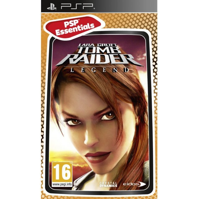 Tomb Raider: Legend (PSP Essentials)