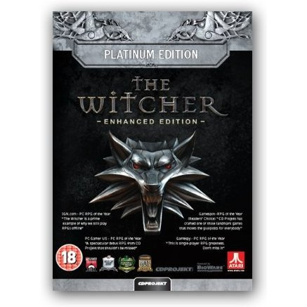 The Witcher: Enhanced Edition (Platinum Edition) (DVD-ROM)