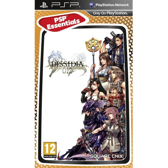 Dissidia 012: Duodecim Final Fantasy (PSP Essentials)