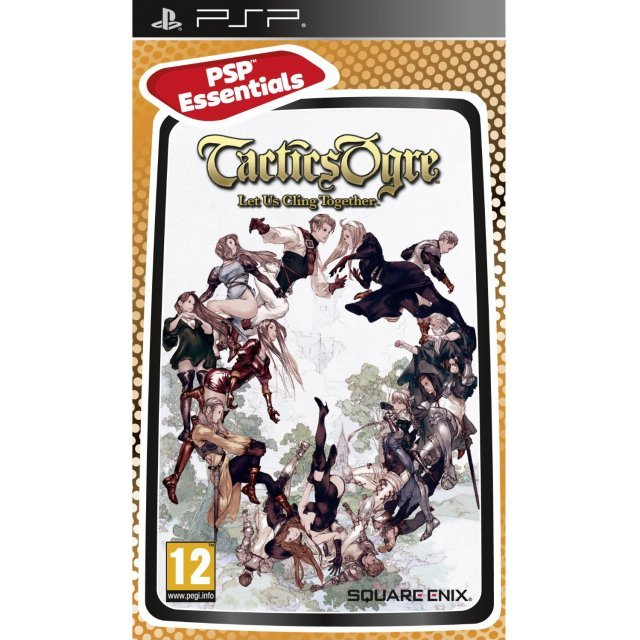 Tactics Ogre: Let Us Cling Together (PSP Essentials)