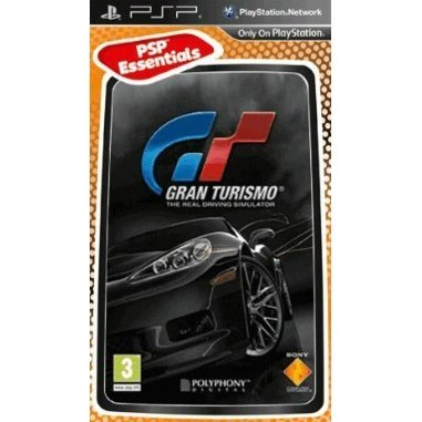 Gran Turismo (PSP Essentials)