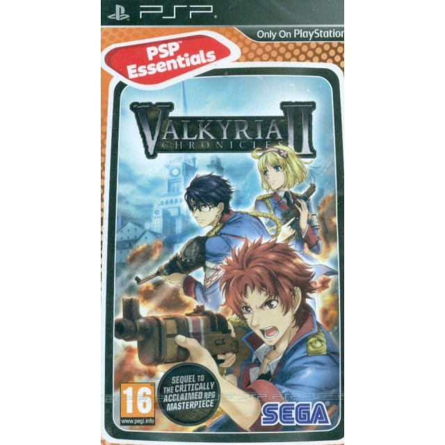 Valkyria Chronicles II (PSP Essentials)