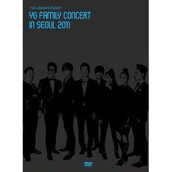 15th Anniversary Yg Family Concert In Seoul 2011