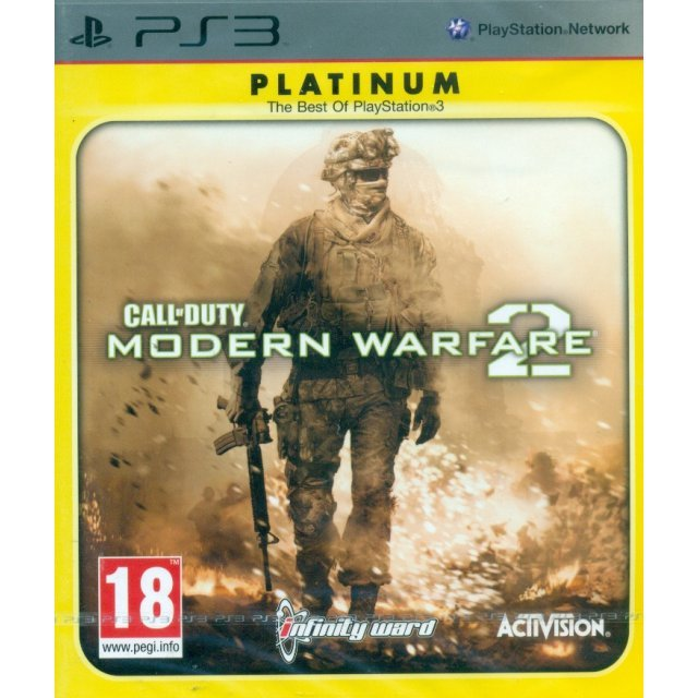 Call of Duty: Modern Warfare 2 (Platinum)