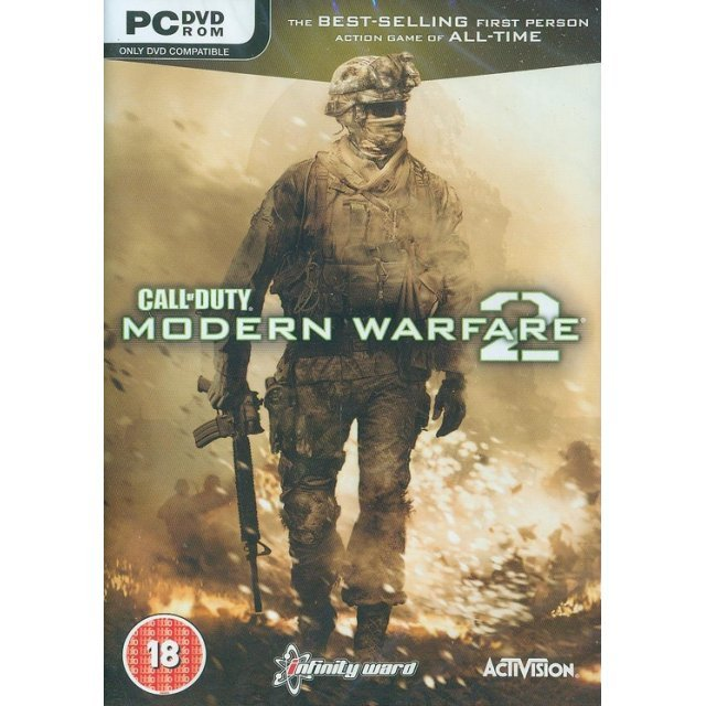 Call Of Duty: Modern Warfare 2 (DVD-ROM)