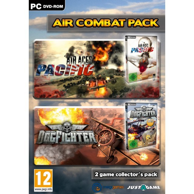 Dogfighter and Air Aces - Double Pack (DVD-ROM)