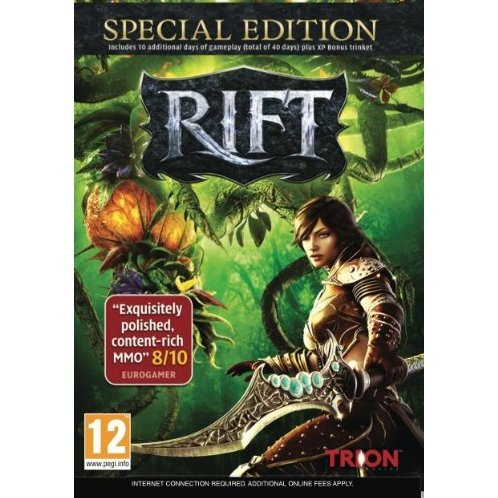 Rift (Special Edition) (DVD-ROM)