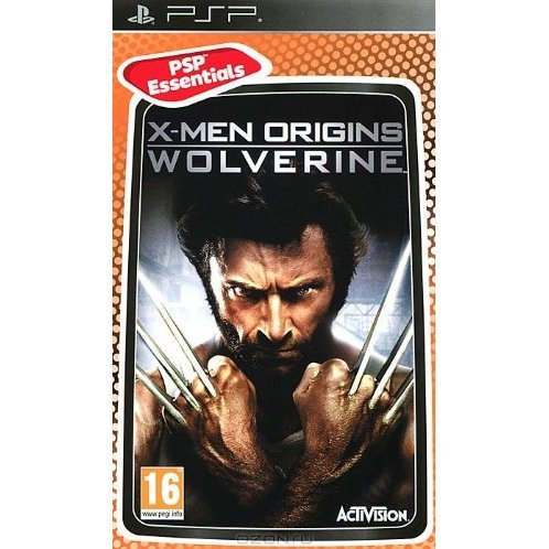X-Men Origins: Wolverine (Essentials)