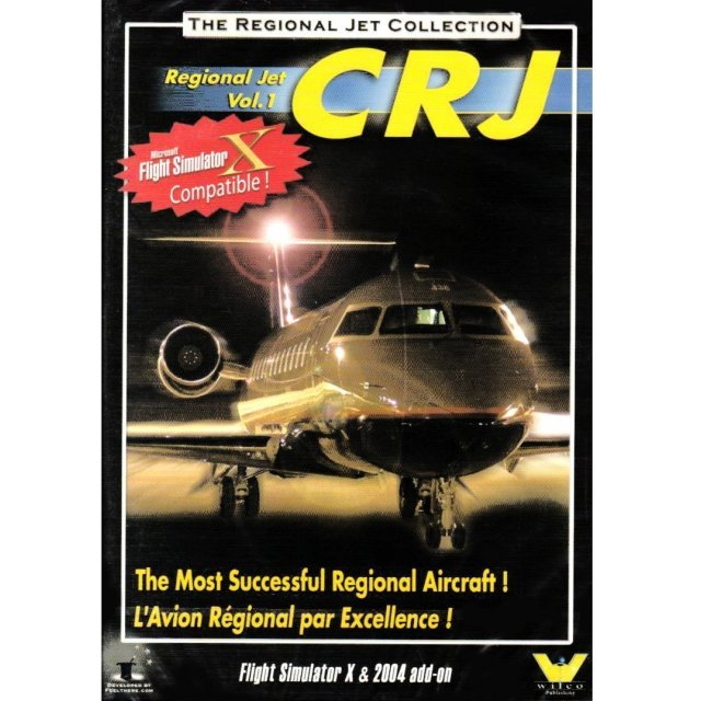 Regional Jet Collection CRJ
