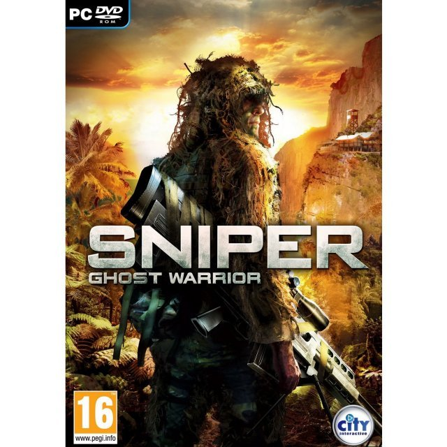Sniper: Ghost Warrior (DVD-ROM)
