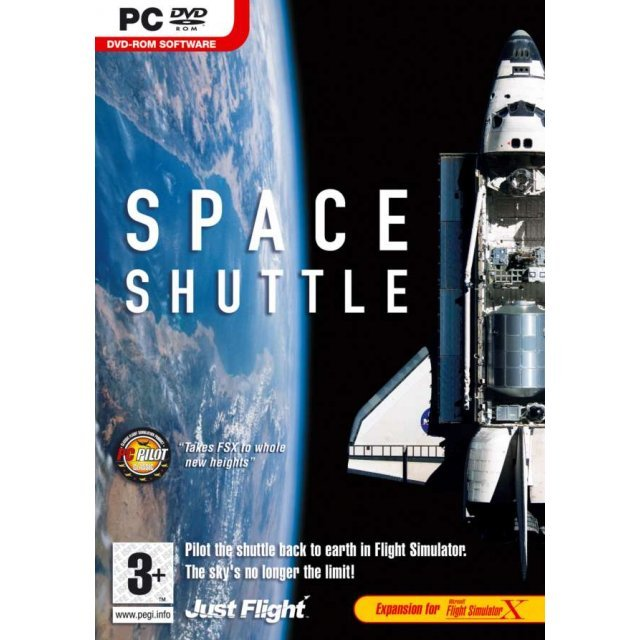 Space Shuttle (DVD-ROM)