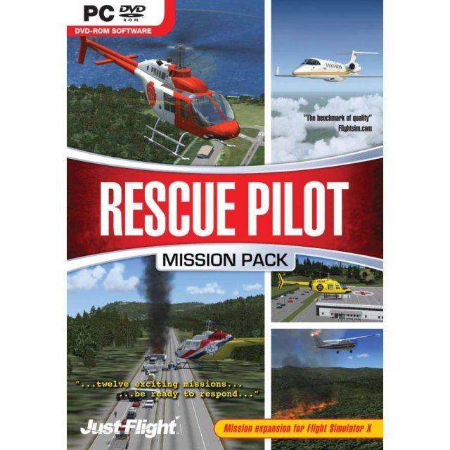 Rescue Pilot: Mission Expansion Pack (DVD-ROM)