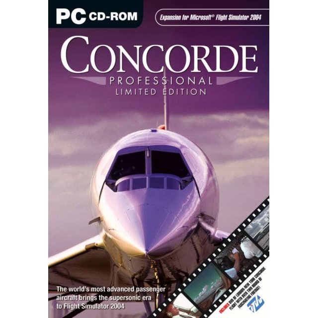 Concorde Professional Limited Edition (DVD-ROM)