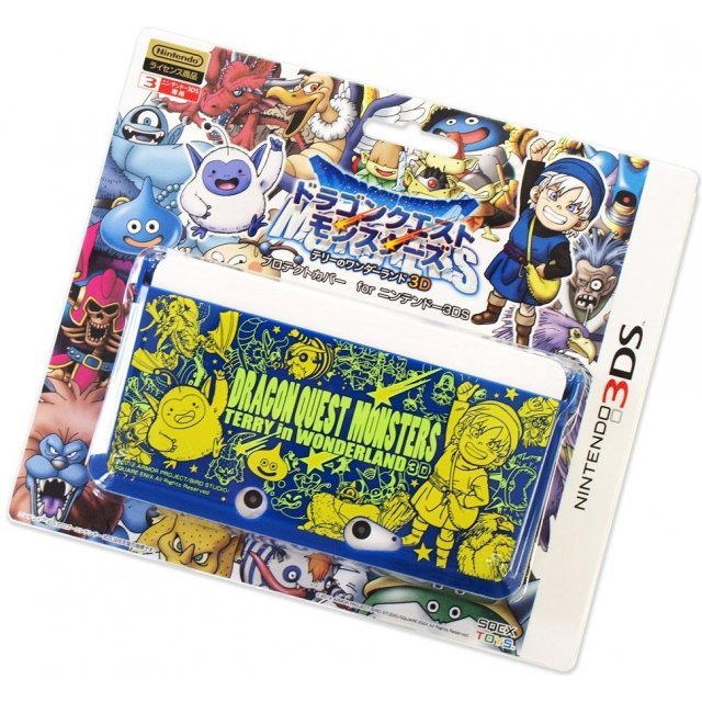 Dragon Quest Monsters Terry no Wonderland 3D Protect Case for Nintendo 3DS