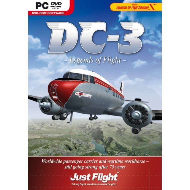 DC-3 - Legends of Flight (DVD-ROM)