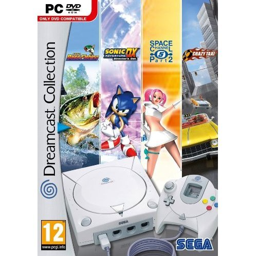 Dreamcast Collection (DVD-ROM)