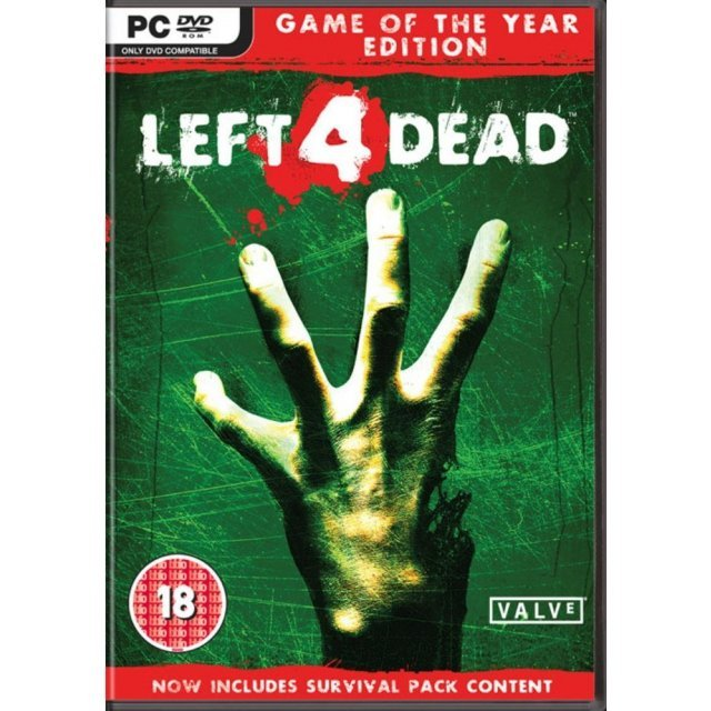 Left 4 Dead (Game of the Year Edition) (DVD-ROM)