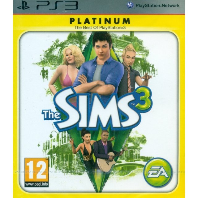 The Sims 3 (Platinum)