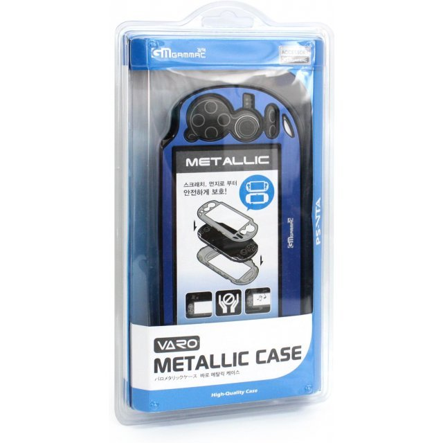 Varo Metalic Case (Blue)