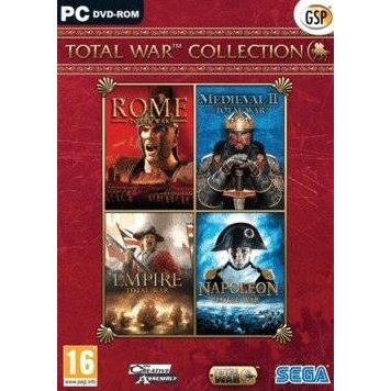 Total War Collection (DVD-ROM)