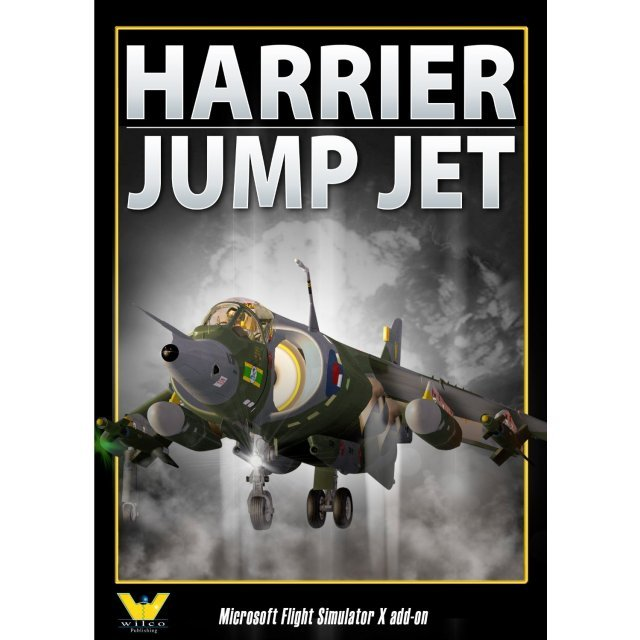 Harrier Jump Jet (DVD-ROM)