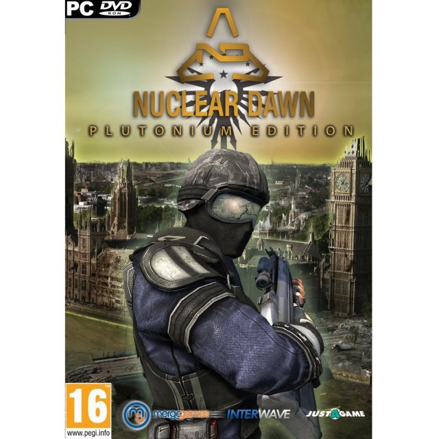 Nuclear Dawn: Plutonium Edition (DVD-ROM)