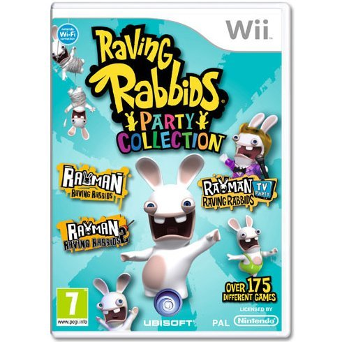Raving Rabbids Party Collection