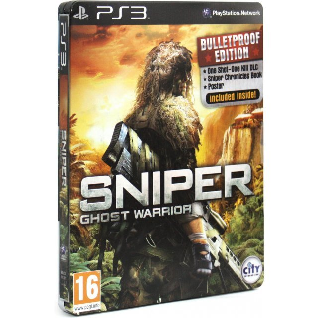 Sniper: Ghost Warrior (Bulletproof Edition)