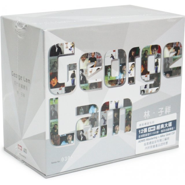 George Lam EMI Collection [12CD Boxset Limited Edition]