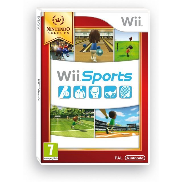 Wii Sports (Nintendo Selects)
