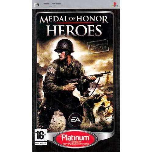 Medal of Honor: Heroes (Platinum)
