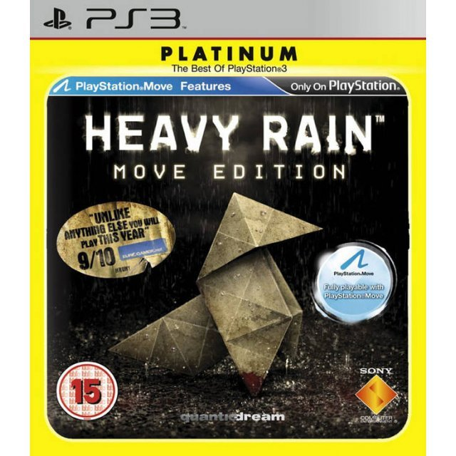 Heavy Rain: Move Edition (Platinum)