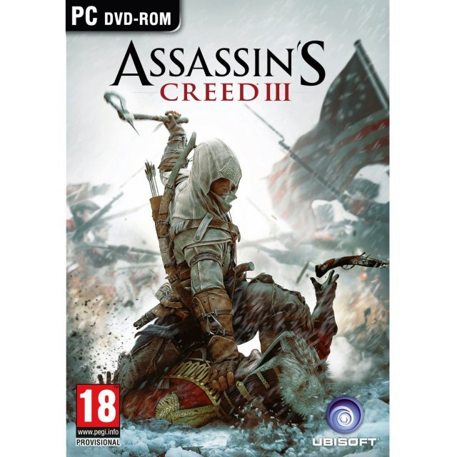 Assassin's Creed III (DVD-ROM)