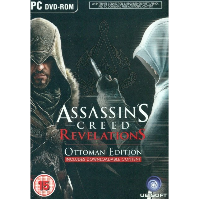 Assassin's Creed: Revelations (Ottoman Edition) (DVD-ROM)