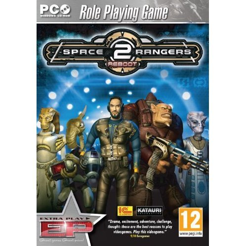 Space Rangers 2: Reboot (Extra Play) (DVD-ROM)