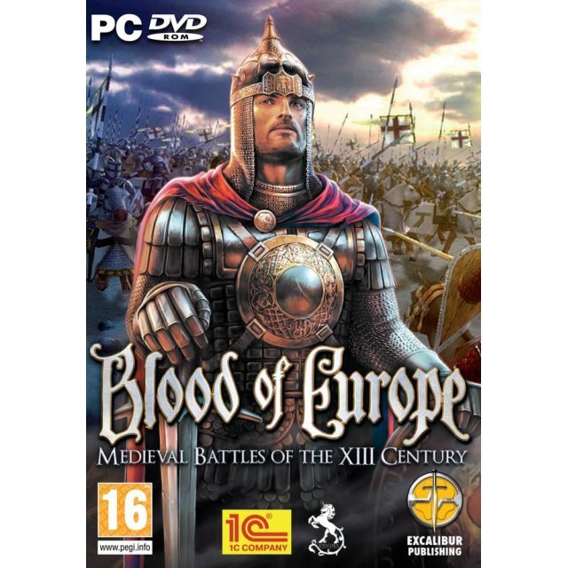 Blood of Europe (Extra Play)