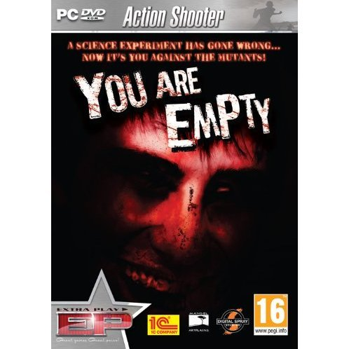 You Are Empty (Extra Play) (DVD-ROM)