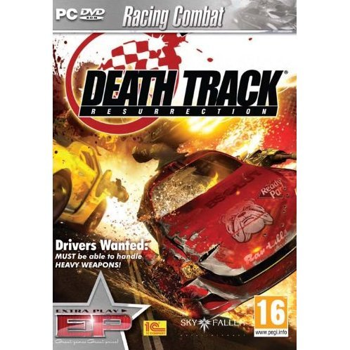 Death Track: Resurrection (Extra Play) (DVD-ROM)