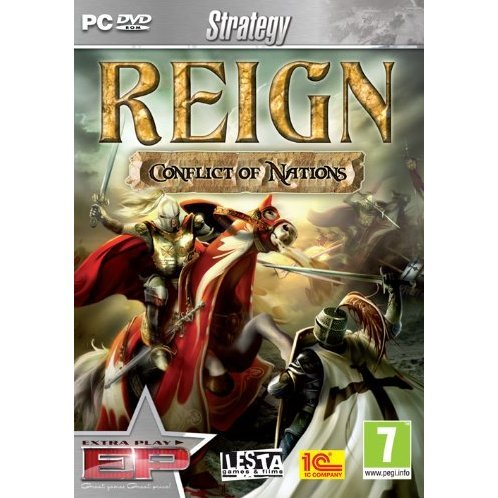 Reign: Conflict of Nations (Extra Play) (DVD-ROM)