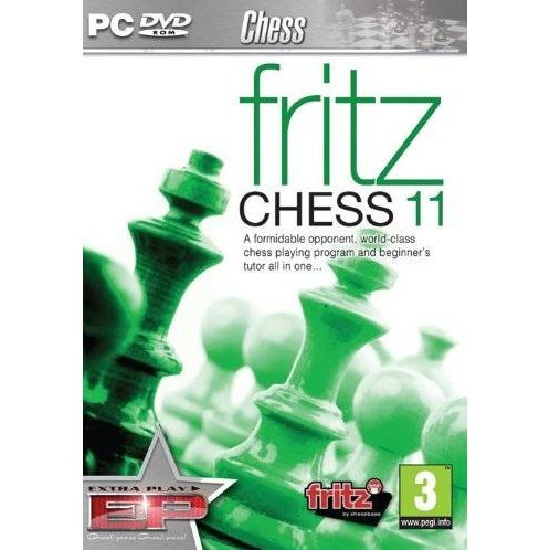 Fritz Chess 11 (Extra Play) (DVD-ROM)