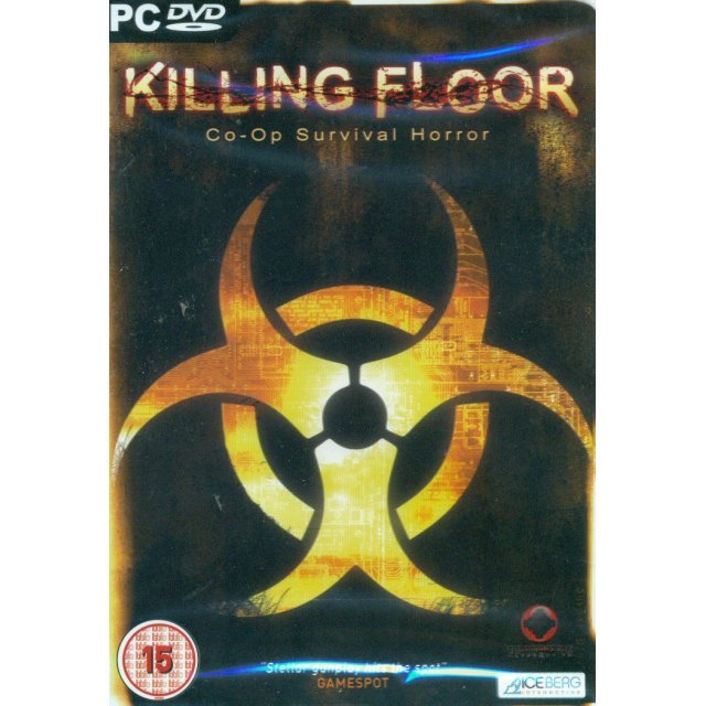Killing Floor (DVD-ROM)
