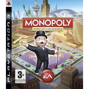 Monopoly Here & Now: The World Edition