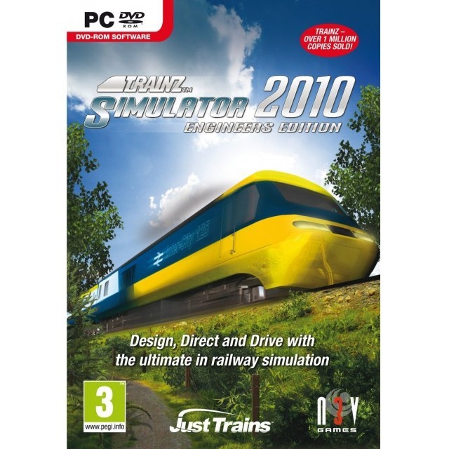 Trainz 2010 - Engineers Edition (DVD-ROM)